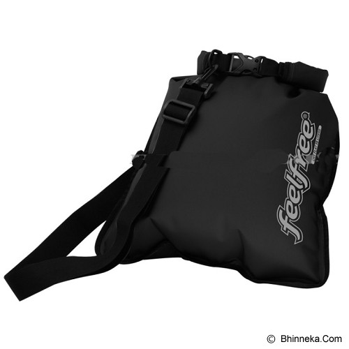 FEELFREE Dry Flat 15 [DF15] - Black - Waterproof Bag